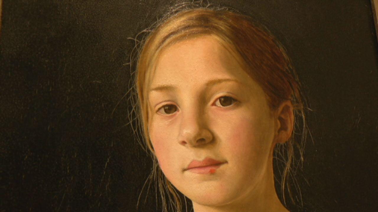 Gyermek a képzőművészetben, új kiállítás a Vaszary Galériában