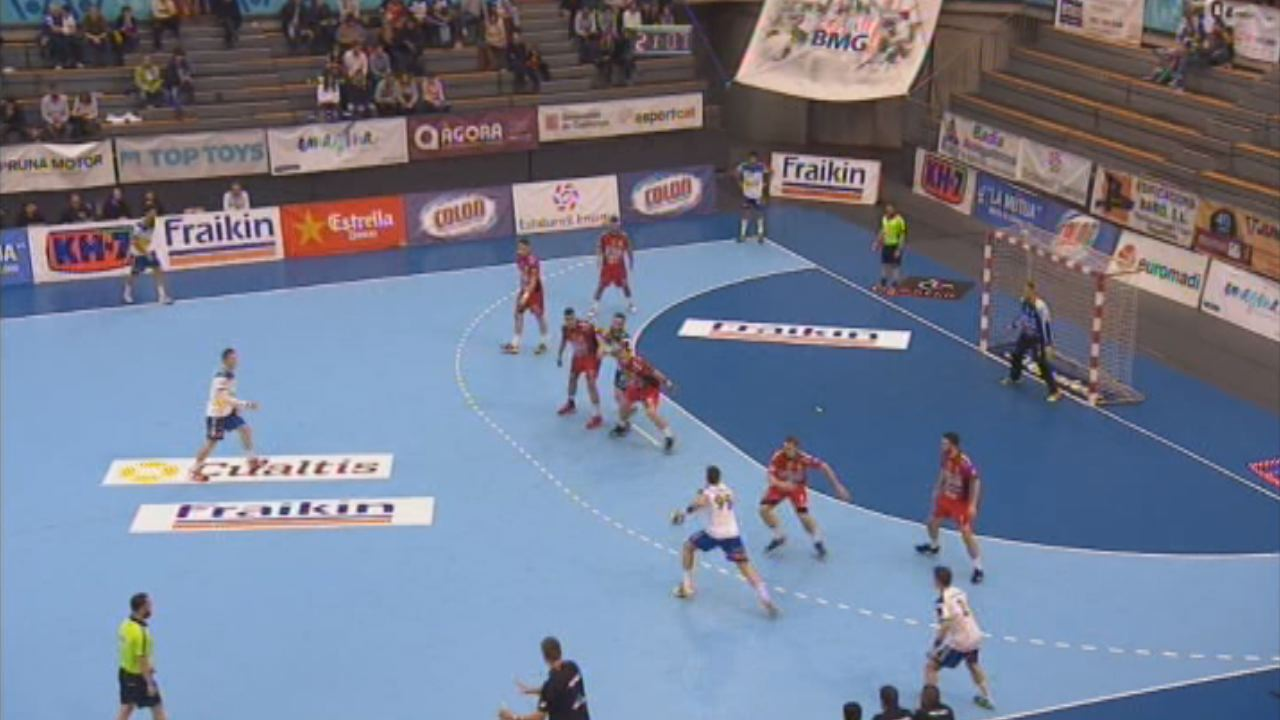 Granollers - BKSE kézilabda EHF-kupa mérkőzés összefoglaló