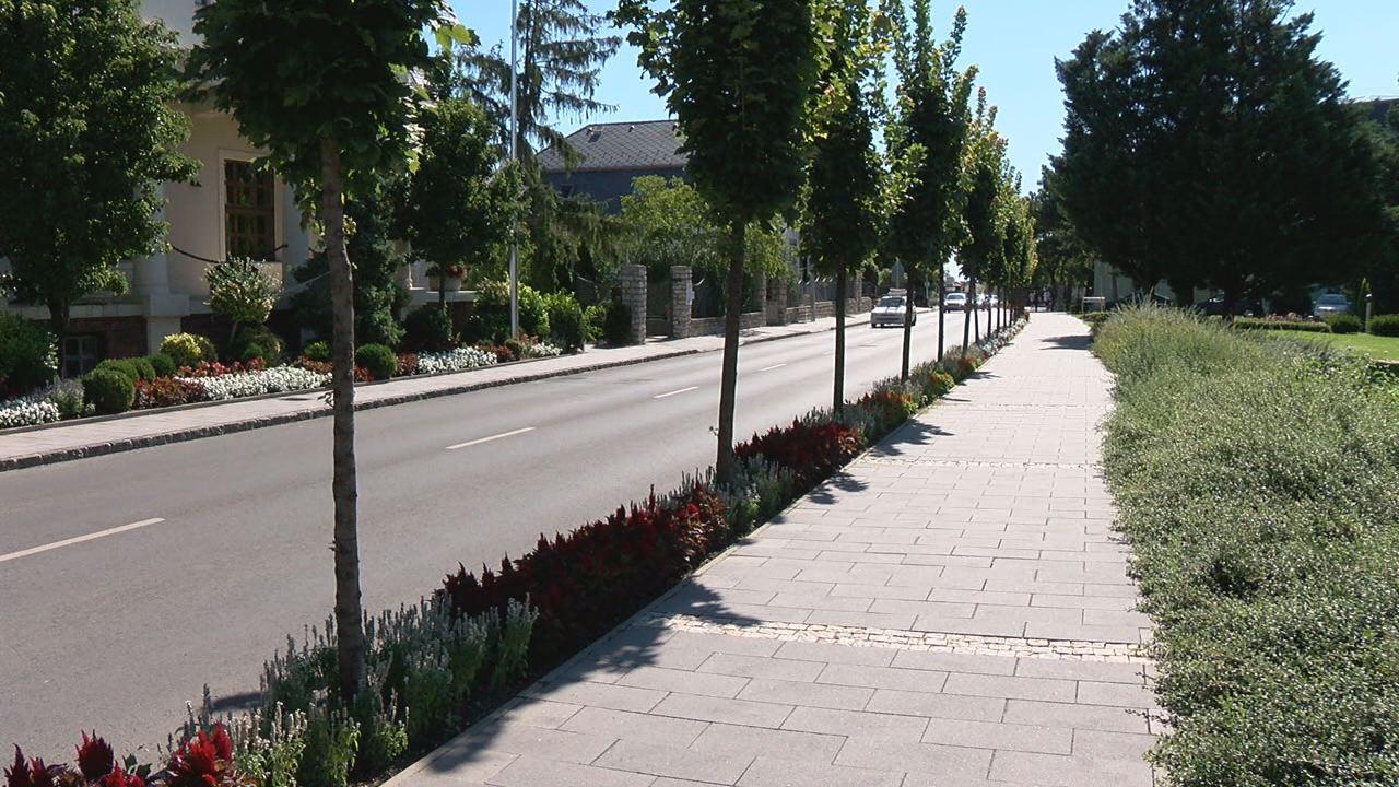 Virágos Magyarországért fődíj Fürednek