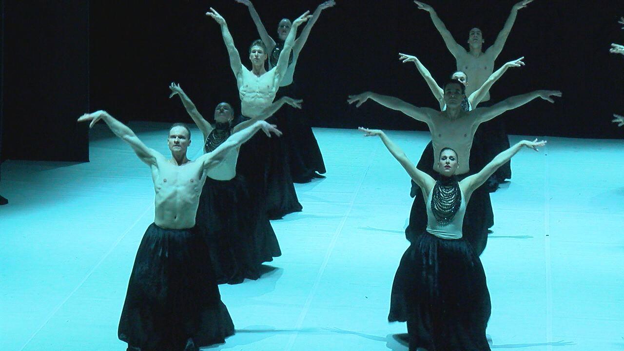 Bolero a Győri Balett előadásában