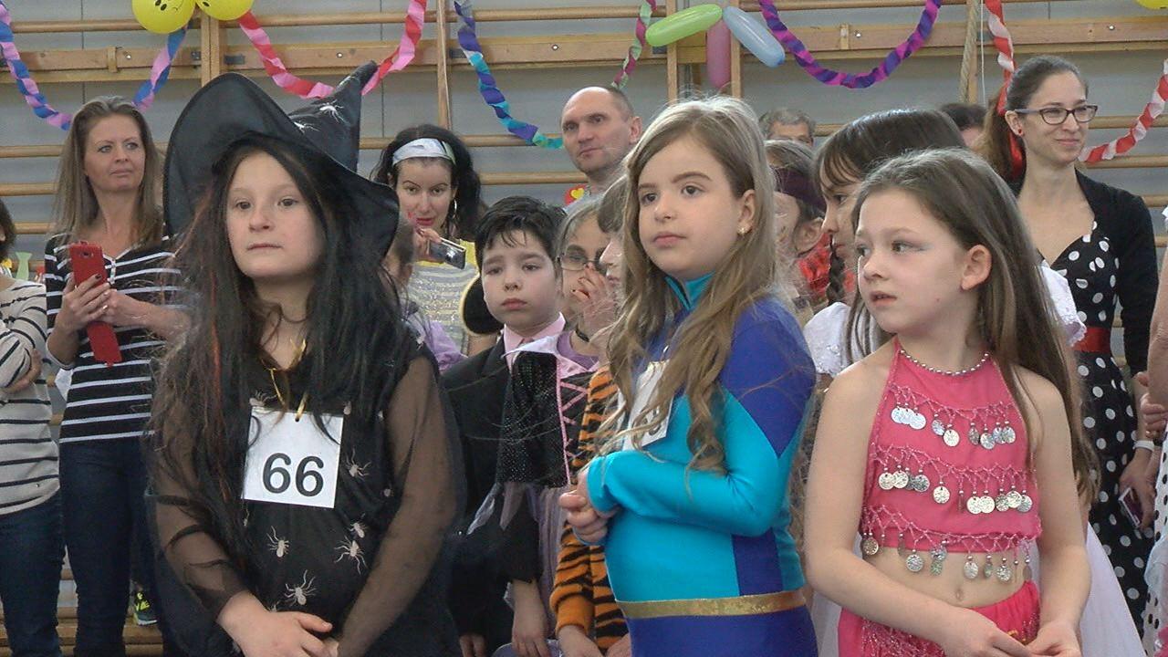 Farsang az Eötvös és Radnóti iskolákban