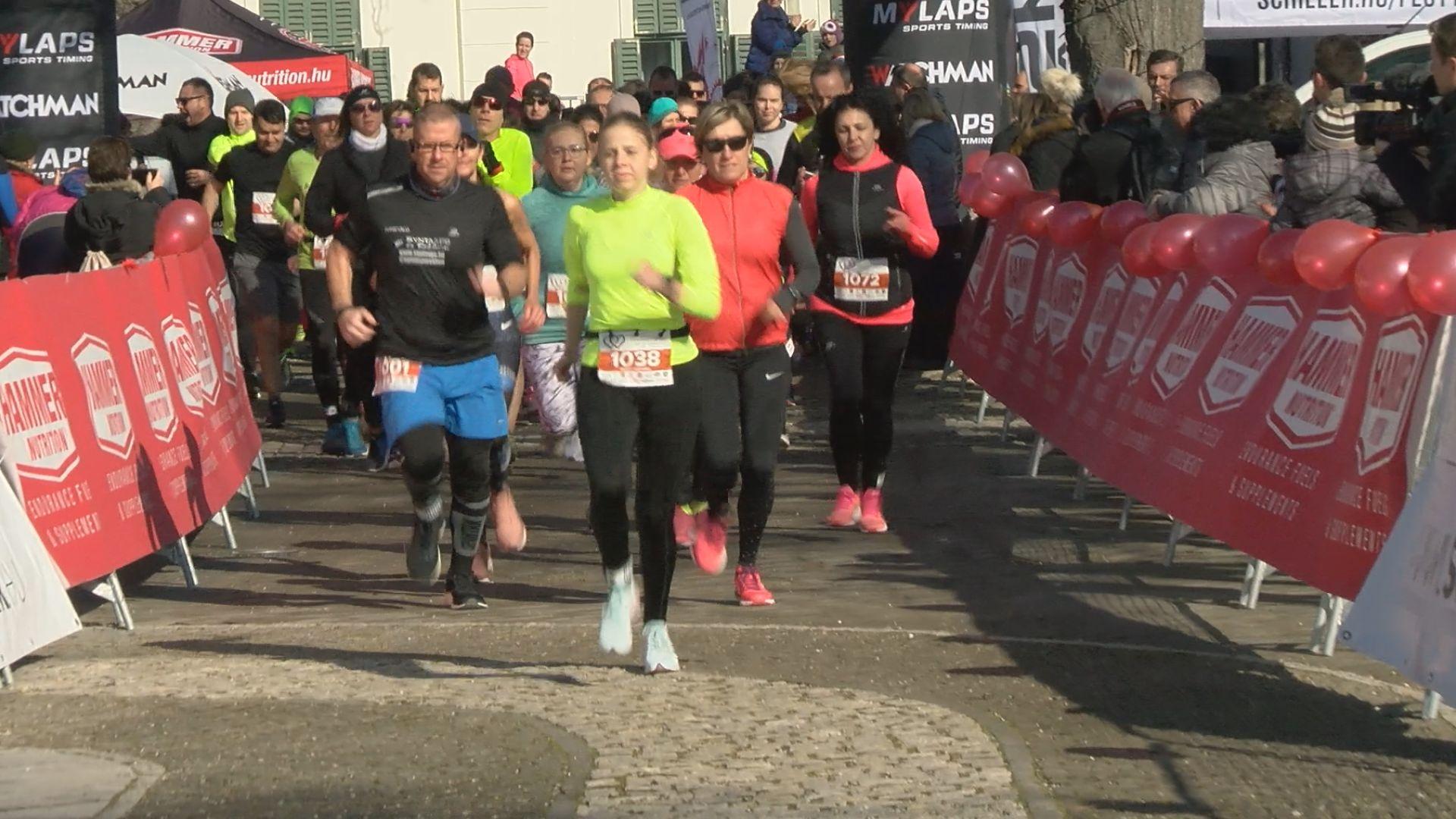4. Szerelmes Füred utcai futóverseny