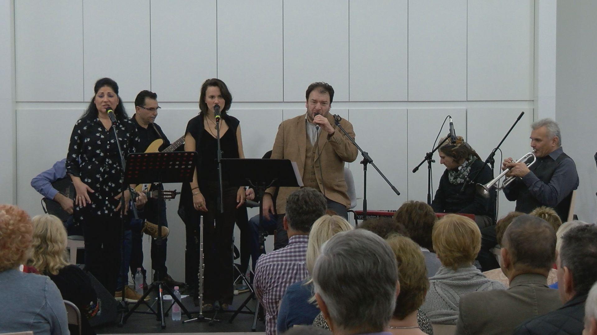 Fellegi Balázs Cohen koncertjén