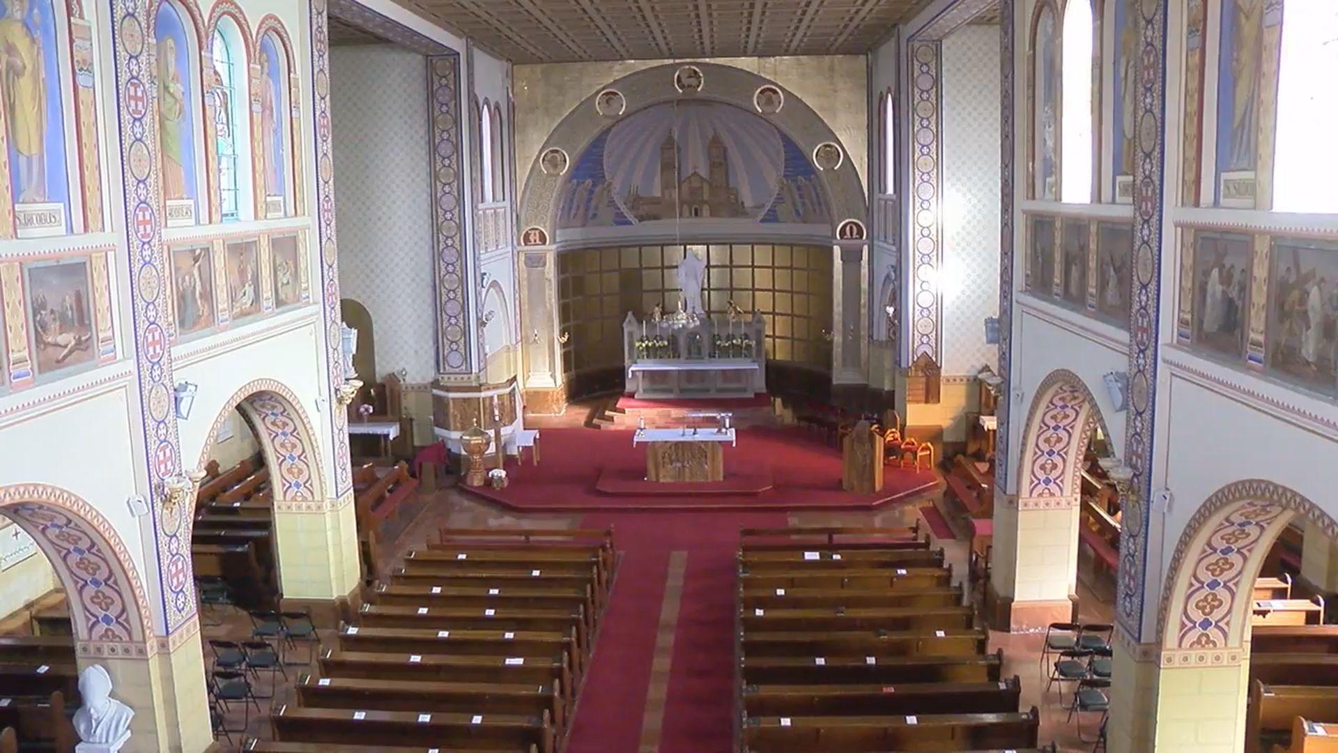 Az Istentisztelet és a mise is online csatornákon érkezik a hívekhez