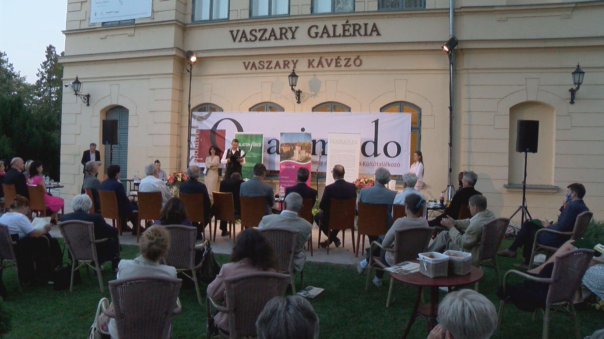 Mediterrán hangulat a Quasimodo költőversenyen