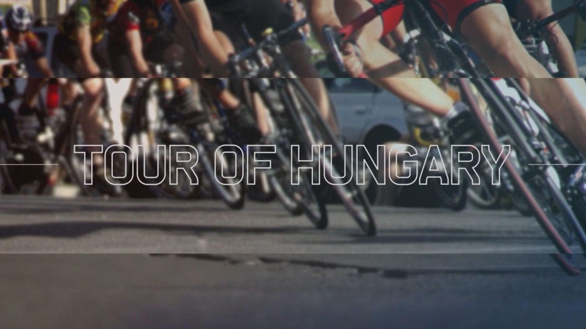 Balatonfüredről rajtol a Tour de Hongrie második szakasza