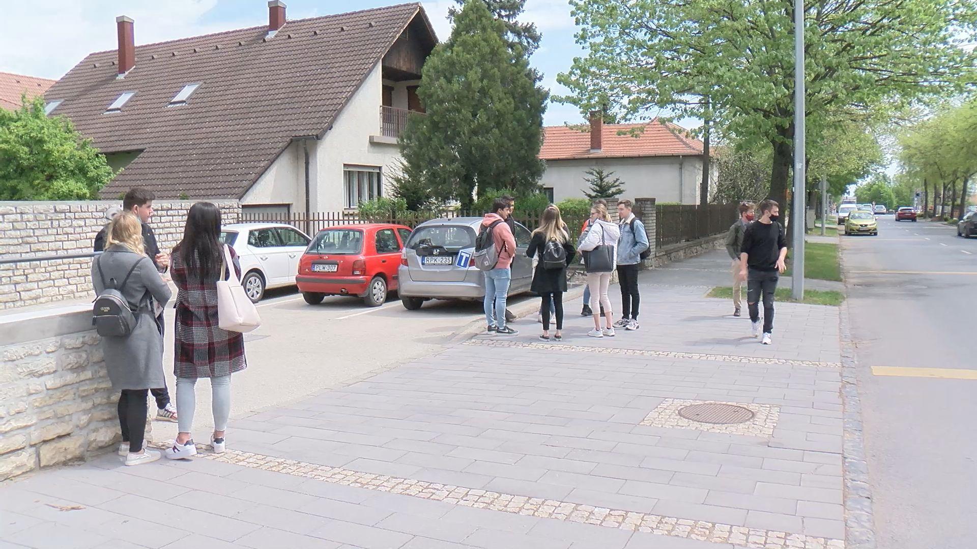 Így látták a magyar érettségit a füredi diákok
