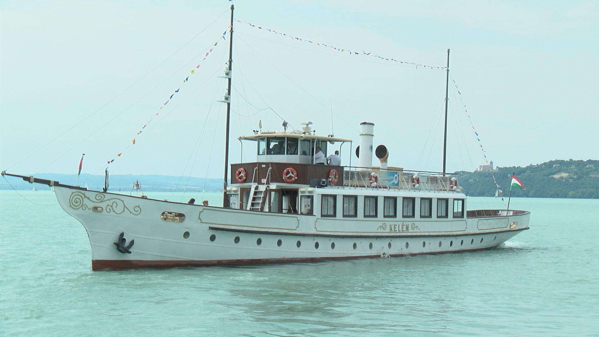 Hivatalosan is megkezdődött a 175. hajózási szezon